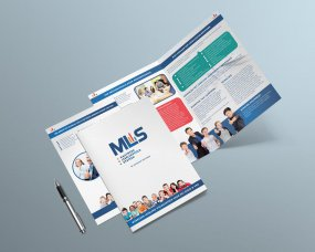 MLS – Folder + beursstand