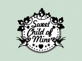 Sweet Child of Mine – Logo ontwerp