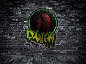 Dansh Urban Gym – Logo ontwerp