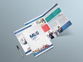 MLS – Folder + beursstand