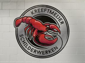 Kreeftmeijer Schilderwerken – Logo ontwerp