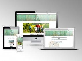 Netjes Verhuur – Logo, huisstijl & website