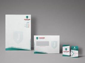 Janszoon Software – Huisstijl ontwerp