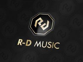 R-D Music – Logo ontwerp