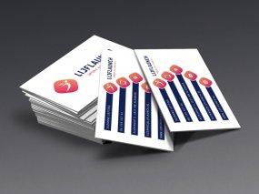 Lijflaunch – Logo en visitekaartje