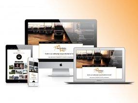 Van Mechelen Transport – Website