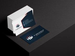 Aannemersbedrijf H. Waleveld – Huisstijl ontwerp