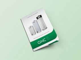 GNC – Folder ontwerp
