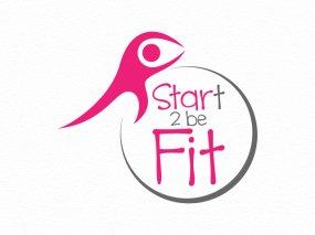 Start 2 be Fit – Logo ontwerp