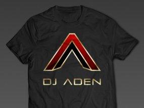 DJ ADEN – Logo ontwerp