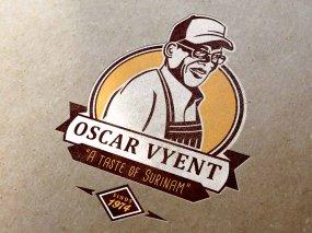 Oscar Vyent – Logo ontwerp