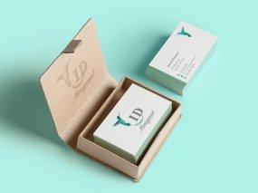 ID Management – Logo en visitekaartje