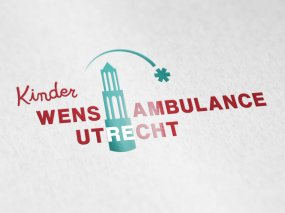 Wens Ambulance Utrecht – Logo ontwerp