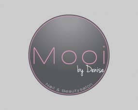 Mooi by Denise – Logo ontwerp