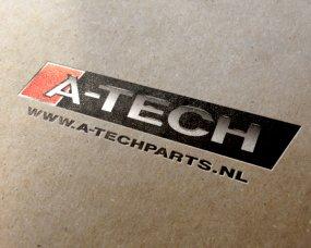 A-Tech – Logo Ontwerp