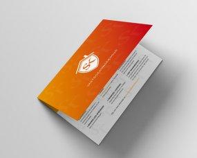 SK Vastgoedonderhoud – Flyer ontwerp