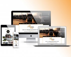 Van Mechelen Transport – Website