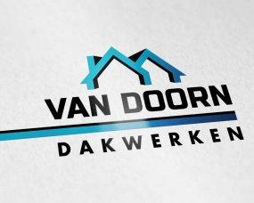 Van Doorn Dakwerken – Huisstijl ontwerp