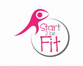 Start 2 be Fit – Logo ontwerp