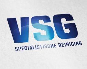 VSG Specialistische Reiniging – Logo ontwerp