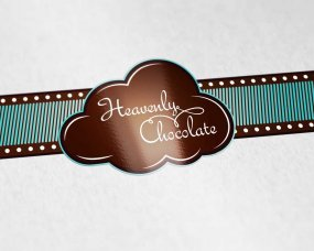 Heavenly Chocolate – Logo ontwerp